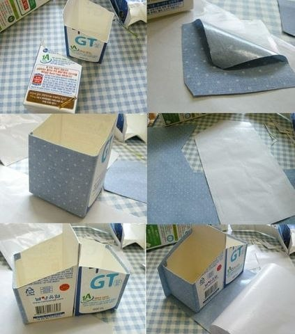 Корзина коробка для игрушек своими руками 89