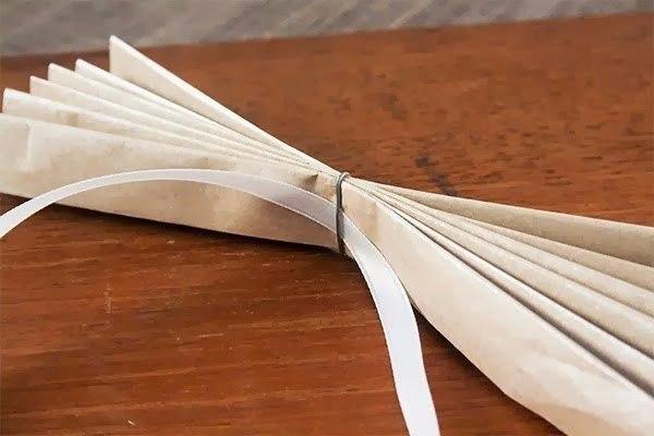 помпоны из бумаги