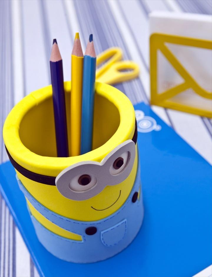 карандашница миньон