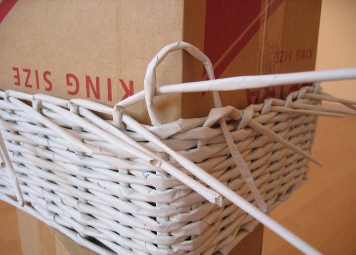 плетение из трубочек