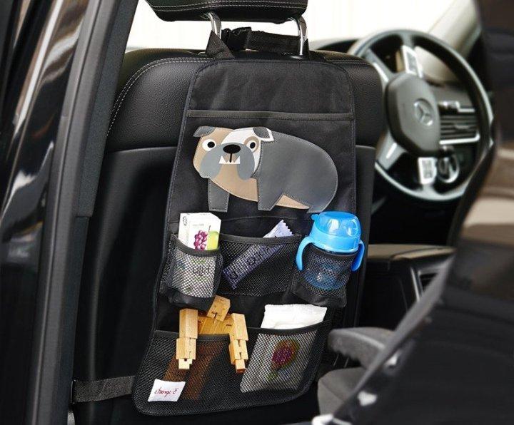 Органайзер в машину своими руками