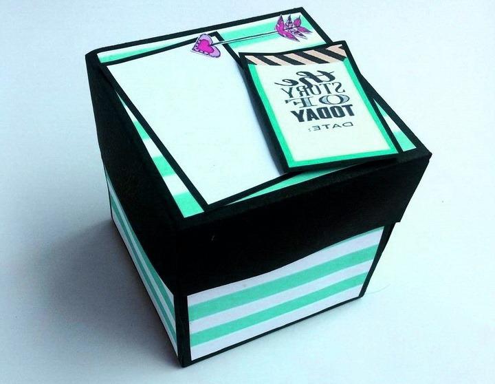 коробочка сюприз