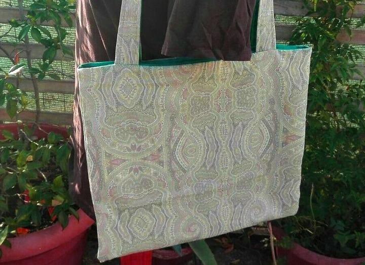 cb3658b0cfcf Простая сумка без выкройки своими руками   33 Поделки