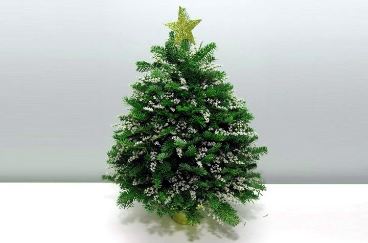novogodnyaya-elka-svoimi-rukami-iz-vetok-1 Новогодняя елка своими руками из веток и губки
