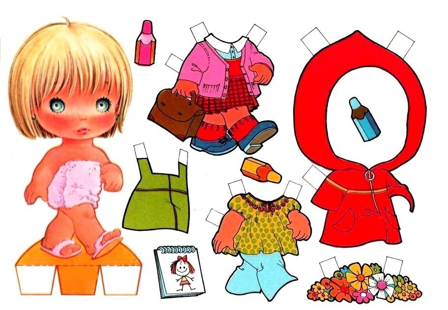 кукла-малыш