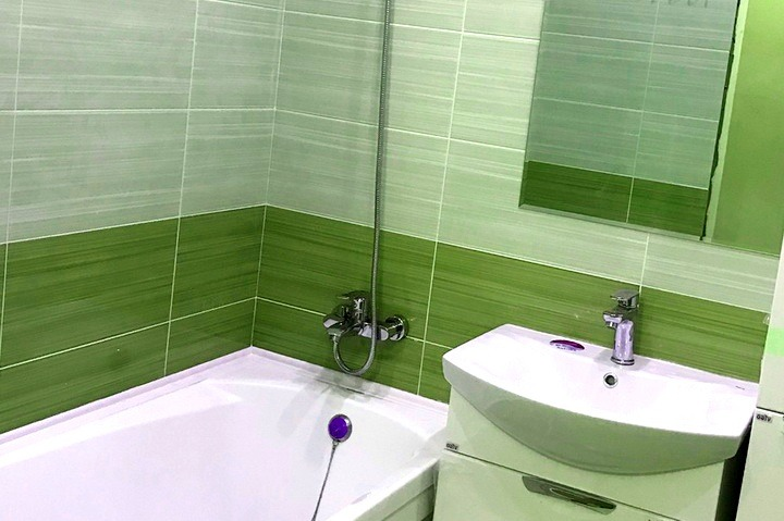 ванна и раковина