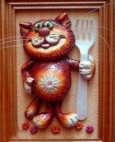 кот мукосолька