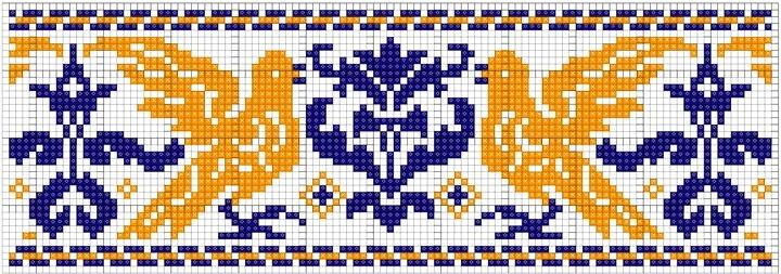 вышивка орнамент