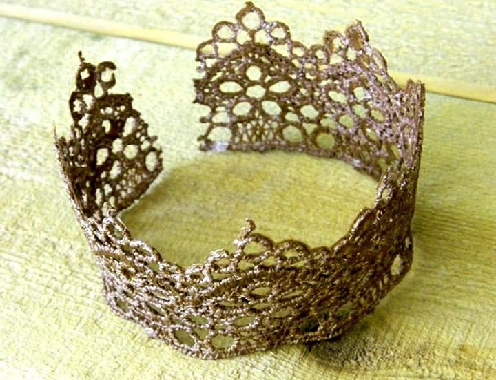 корона для девочки