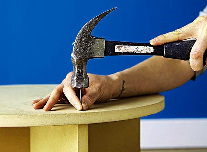 как сделать столик