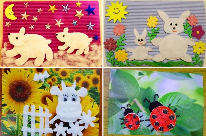 Конспект оригами из бумаги для детей 62