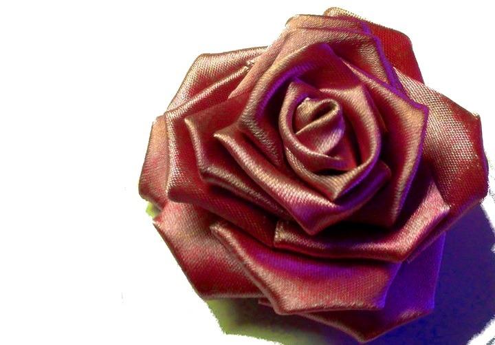 роза канзаши