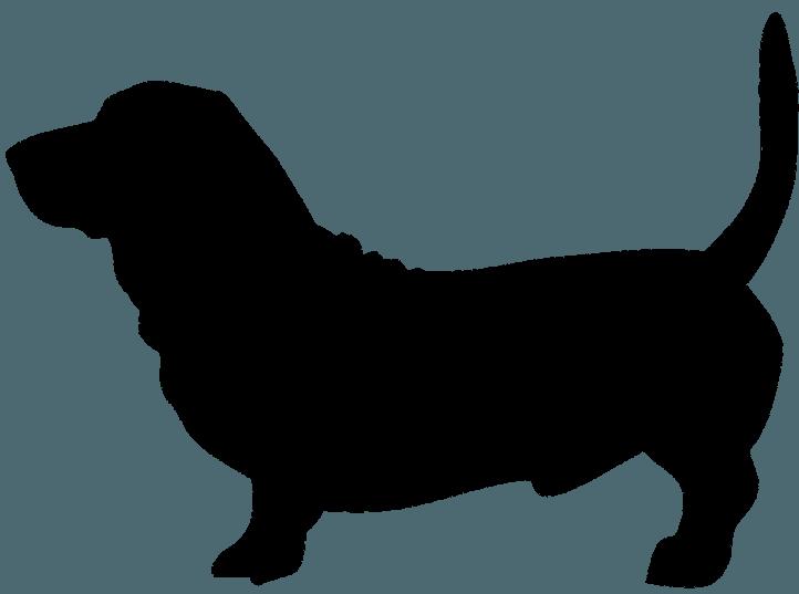 шаблон собачки
