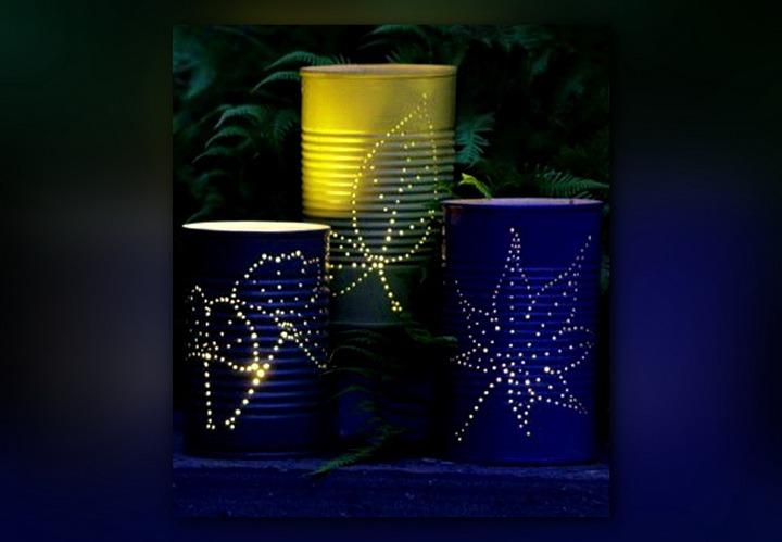 дачные светильники