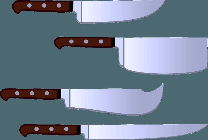 шаблоны ножей