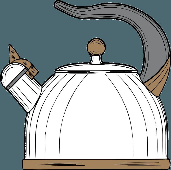 шаблон чайника