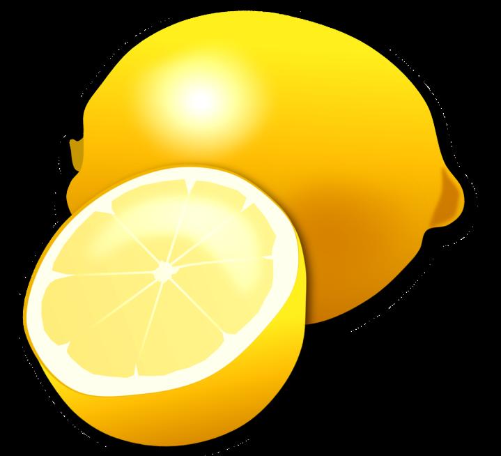 шаблон лимон