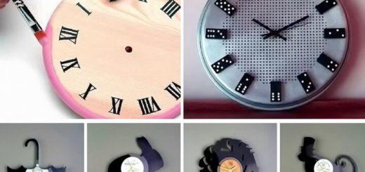 идеи преображения часов