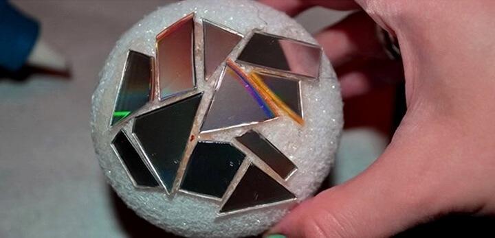 шар из дисков