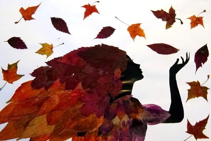 podelki-iz-osennih-listev-svoimi-rukami-2 Поделки из осенних листьев своими руками, идеи с фото, мастер-классы
