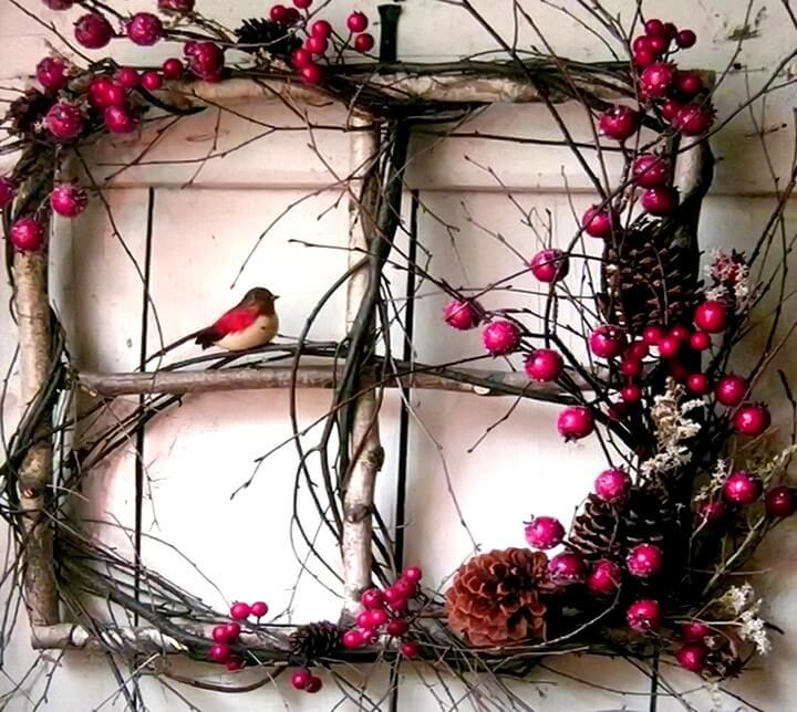 домик для птички