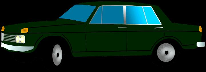 шаблон автомобиля