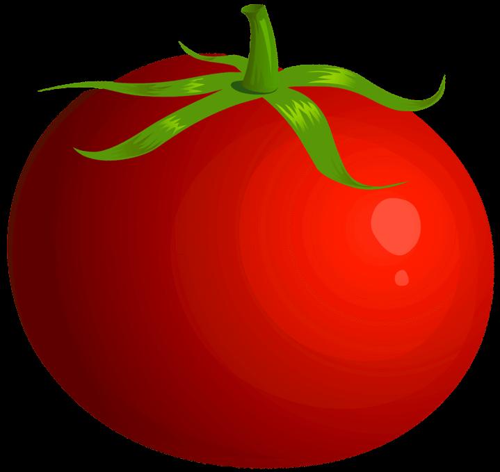 шаблон помидор