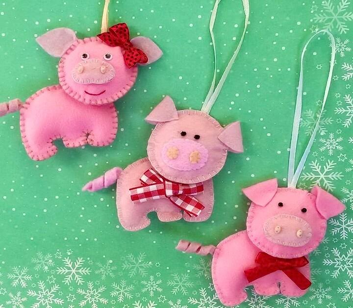 игрушки-свинки