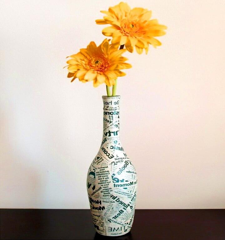 оригинальная ваза