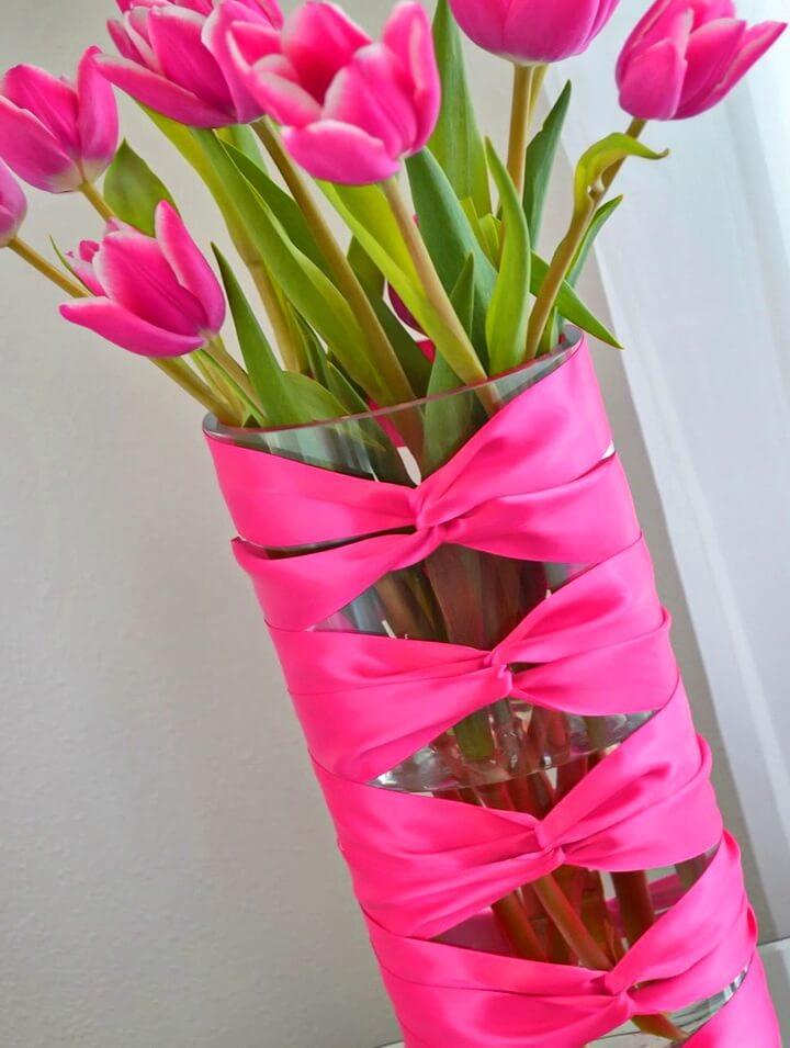 красивая ваза для цветов