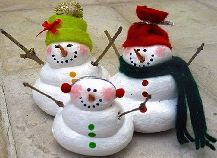 снеговики мукосольки