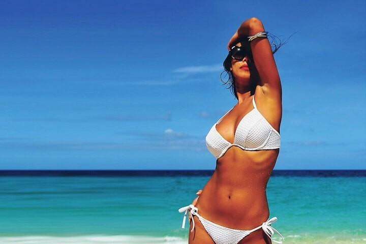 как сшить пляжный купальник